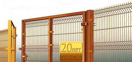 Ворота распашные FENSYS