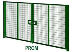 Ворота распашные FENSYS серии PROM