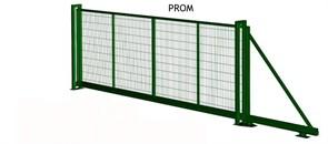 Ворота откатные FENSYS серии PROM