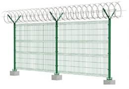 Спиральный барьер безопасности СББ