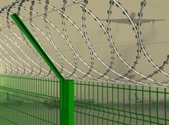 Плоский барьер безопасности СББ