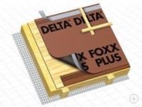 Диффузионная мембрана DELTA-FOXX PLUS / DELTA-FOXX