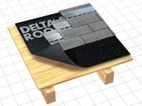 Подкладочный ковер Delta-Roof под битумную кровлю