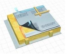 Диффузионная мембрана Delta-Energy с теплоотражающим покрытием