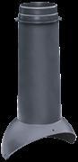 Универсальный вентиляционный выход / труба KROVENT Pipe-VT неизолированный