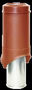 ВыходвентиляцииKROVENTPipe-VT150isизолированный