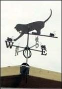 "Флюгер ""Glori"" V-607 ""Кот с мышами"""