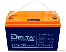 DELTA GX 12-100 (12В 100Ач)
