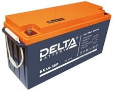 DELTA GX 12-150 (12В 150Ач)