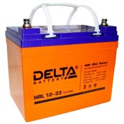 DELTA HRL 12-33 (12В 33Ач)
