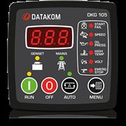 DATACOM DKG-105 контроллер автоматического запуска генератора