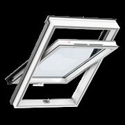 Мансардное окно VELUX OPTIMA Komfort / Оптима Комфорт GLP 0073B ПВХ ручка снизу