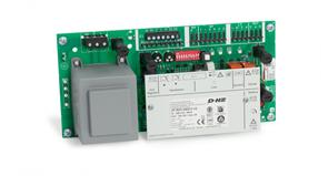 RZN 4402K Центральный процессор системы дымо- удаления для одного окна