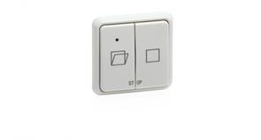 LT 84-U-SD Кнопка проветривания системы удаления дыма с индикатором