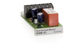 NSM 41 Модуль нулевого включения