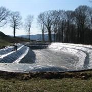 DELTA-PVC-TEICHFOLIE ПВХ-мембрана для ландшафтных водоёмов