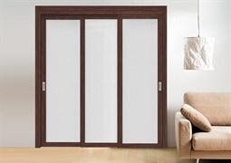 SLIDING MU3 - трёхстворчатая система для раздвижных дверей