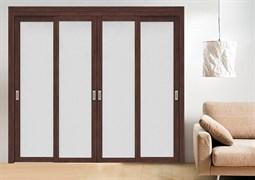 SLIDING MDP4.1 - четырёхстворчатая система для раздвижных дверей