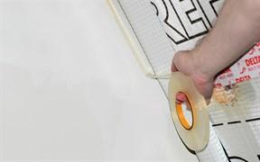 DELTA®-TIXX VDR Клеевой шнур для воздухонепроницаемого примыкания пароизоляционных плёнок к стенам