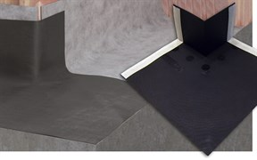 DELTA®-MAUERWERKSECKE Фасонная деталь для устройства отсечной изоляции на внешних и внутренних углах стеновой кладки