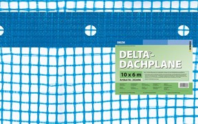 DELTA-DACHPLANE Специальное укрывное полотно для проведения кровельных работ