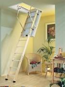 Чердачная лестница DOLLE EXTRA PLUS 70х120х285