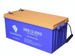 Аккумуляторная батарея Sunways SWB 12-200G