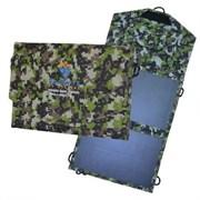 Мобильный солнечный модуль Sunways FSM-7М заряжает колонку и телефон