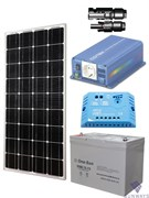 Сансет Автономная солнечная энергосистема 300 Ватт