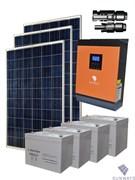 Санфорс 780 Автономная солнечная энергосистема 1600 Ватт