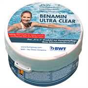 """Ultra BENAMIN Clear Средство ухода """"4 в 1"""" для частных бассейнов"""