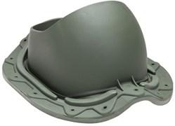 Проходной элемент для труб Ø110-160 мм для металлочерепицы MUOTOKATE