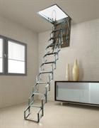 Раздвижная чердачная лестница ACI SVEZIA