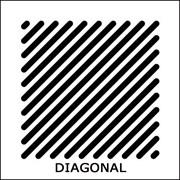 Вентиляционная решетка RENSON Diagonal