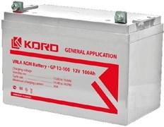 Аккумуляторная батарея KORD GL12-100