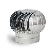Турбодефлектор зеркальная нержавеющая сталь