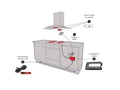 SAVO Сетевой кабель и трансформатор