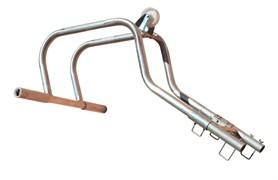 Коньковый кровельный крюк SevenBerg c передвижнымроликом