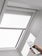 Рулонная штора VELUX RML с электпроприводом
