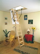 Чердачная лестница OMAN Sliding-300