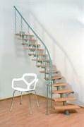 Модульная лестница Atrium Dixi
