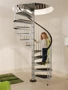 Винтовая интерьерная лестница Arke Civik