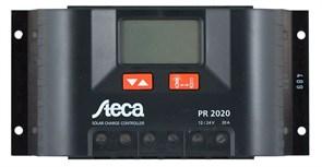 Контроллер заряда Steca PR 2020 с ЖК-дисплеем