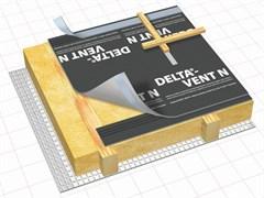 Трехслойная диффузионная мембрана Delta-Vent N Plus