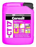 CT 17 Ceresit - грунтовка глубокого проникновения