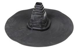 RHS уплотнитель 40x40/50x50/60x60/70x70 мм