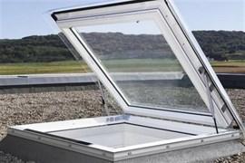 Зенитные фонари для выхода на крышу VELUX CXP