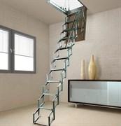 Раздвижная чердачная лестница Fantozzi SPA ACI S (Фантоцци Спа А Си Эс, Италия)