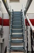 Раздвижная чердачная лестница Panto (Панто, Италия)