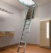 Складная металлическая чердачная лестница ACI 3